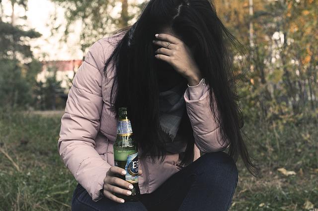 Nadużywanie alkoholu u kobiet